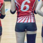≪女子バレー≫鈴木