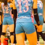 ≪女子バレー≫  KUROBEアクアフェアリーズ⑥
